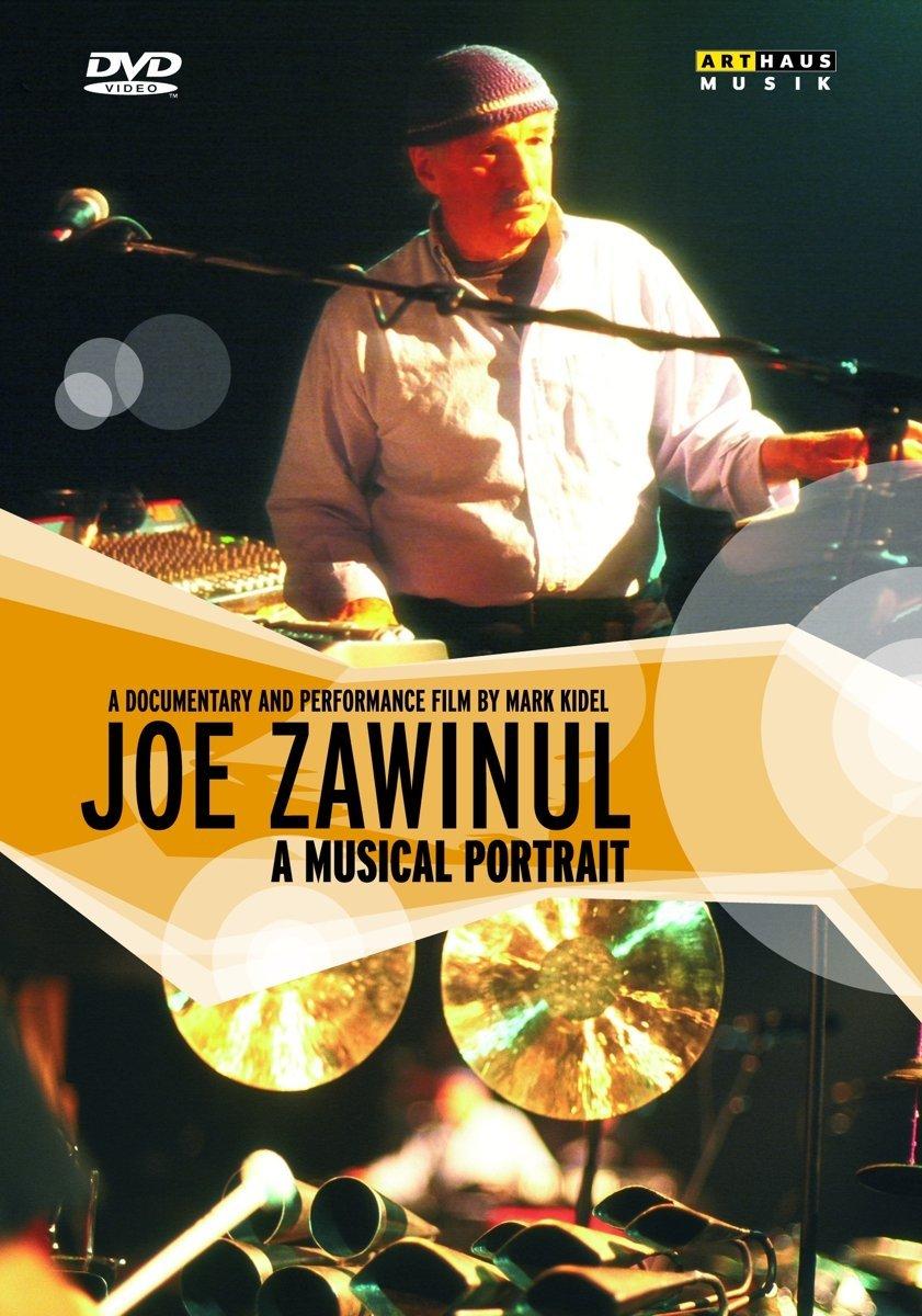 DVD : Amit Chatterjee - Joe Zawinul: A Musical Portrait (Dolby, Subtitled)