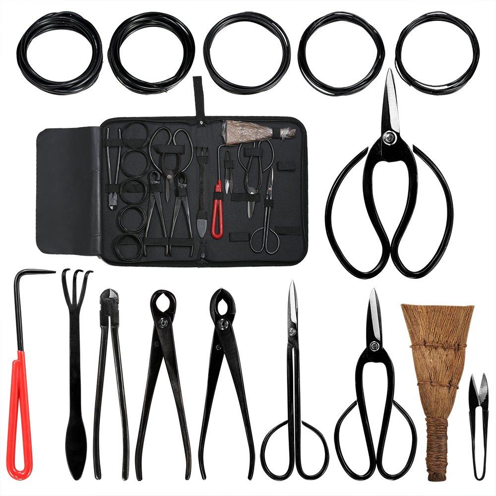 kit herramientas para bonsáis japoneses