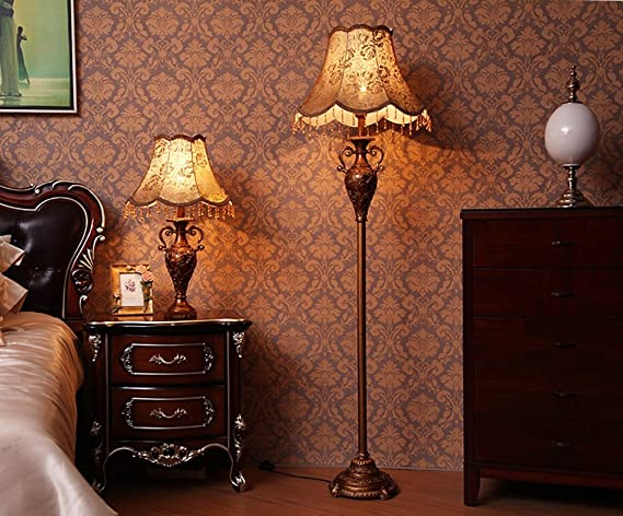 Amazon.com: Vintage Floor Lamp, Clothing Store Decoration ...