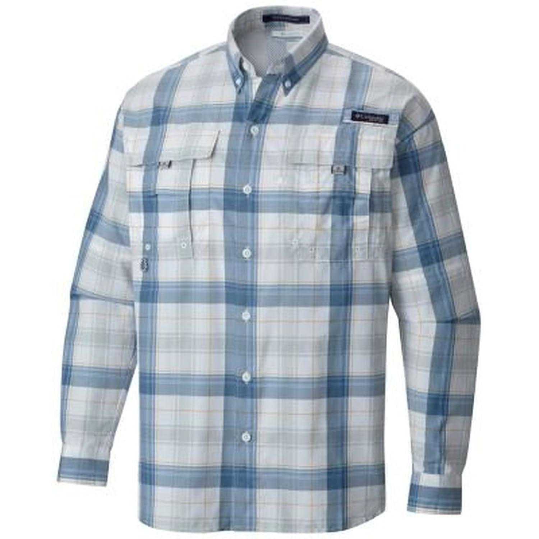 Columbia Mens Super Bahama Long Sleeve Shirt