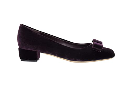 premium selection 78bcb bfd03 SALVATORE FERRAGAMO Vara V Scarpe Donna Women's Shoes ...
