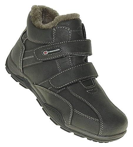 Bootsland Art 105 Winterstiefel Outdoor Boots Stiefel Winterschuhe Herrenstiefel Herren, Schuhgröße:43
