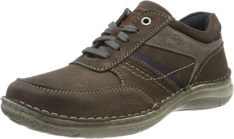 TALLA 47 EU. Josef Seibel Anvers 89, Zapatos de Cordones Derby para Hombre