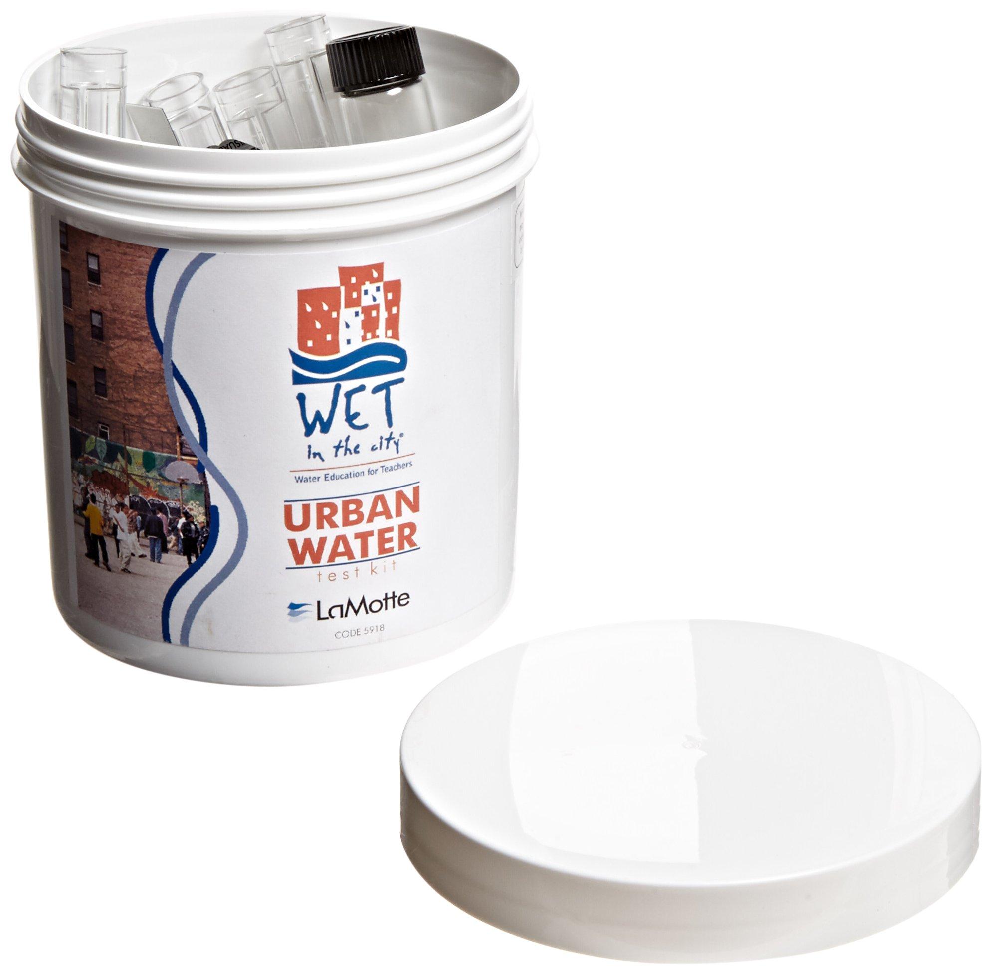 LaMotte 5918 Urban Water Quality Test Kit