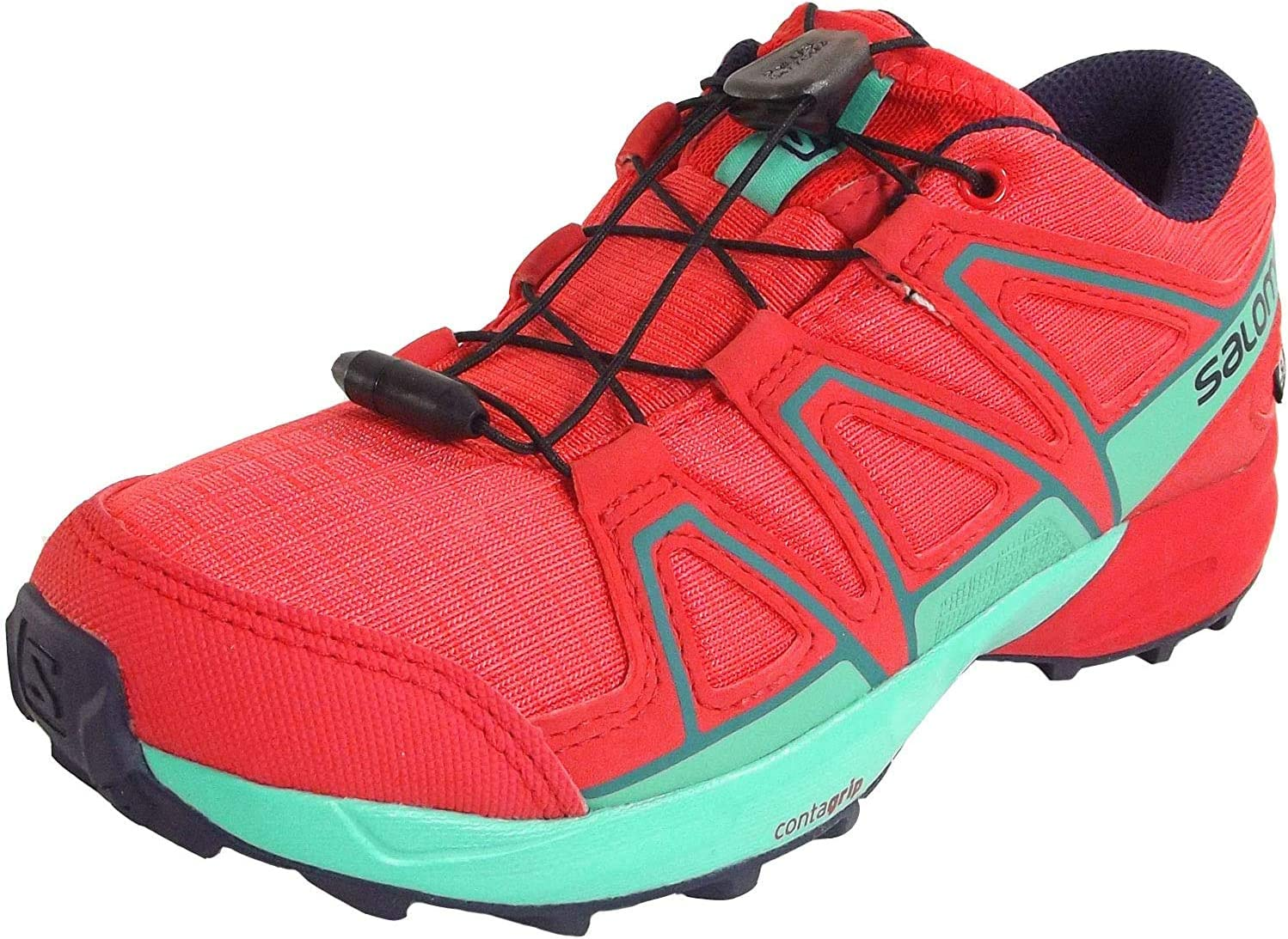 Salomon Speedcross CSWP Junior Zapatilla De Correr para Tierra - AW18: Amazon.es: Zapatos y complementos