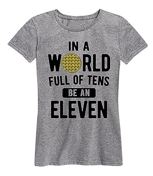 Liyuandian Womens Stranger Things Shirt Summer Short Sleeve T Shirts  (X-Small 5dcb54900