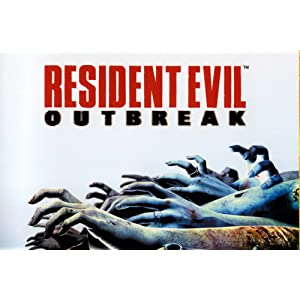 CGRundertow RESIDENT EVIL: OUTBREAK for PS2 / PlayStation 2