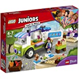 LEGO UK - 10749 Juniors Mia's Organic Food Market Fun Toy