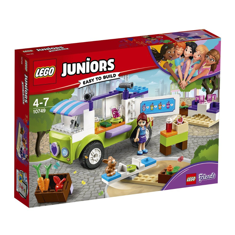 LEGO Juniors Organic Food Market Building Blocks