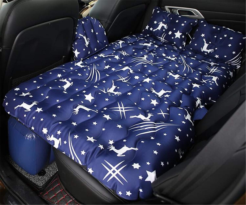 NUO-Z Faltbare Auto-Luft-kampierende Matratze, aufblasbare Schlafmatte, für SUV, MPV, Autos und LKWs. Haus, Auto, im Freien