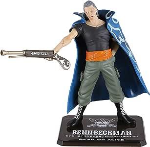 Rainbow Benn Beckman One Piece Series Action Figure