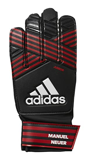 Adidas Ace Junior MN Gants de Gardien de But pour Enfant 9,5 Black/