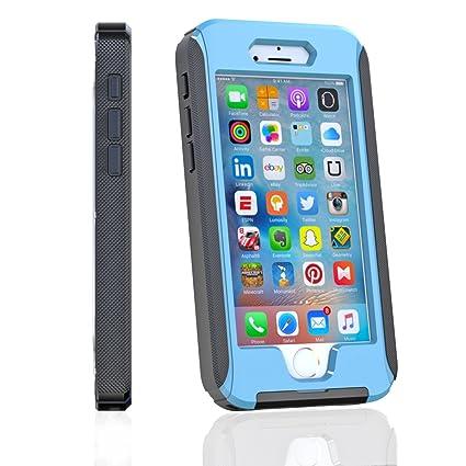 Amazon.com: iPhone 7 Plus Funda impermeable, goton [Nueva ...