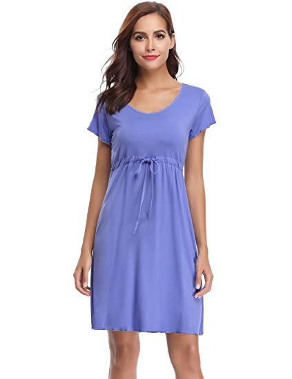 Aibrou Womens Nightdress 20797c01b