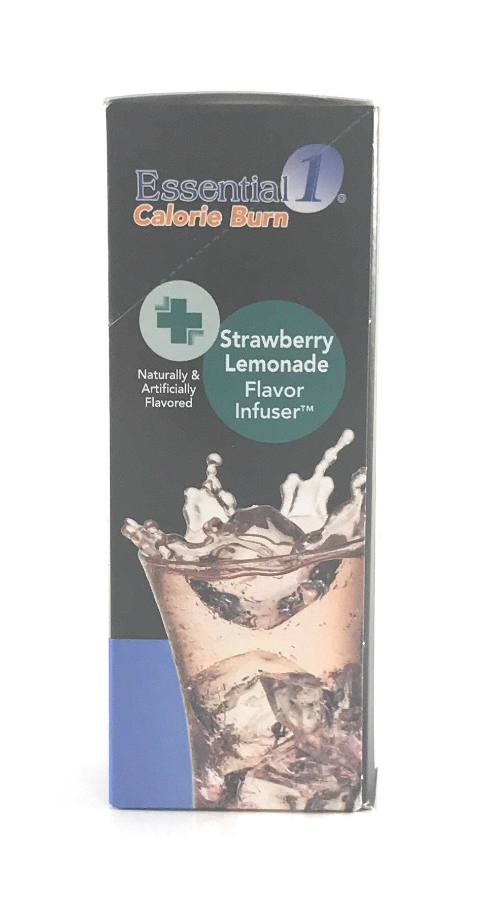 Medifast Essential1: Calorie Burn Strawberry Lemonade Flavor Infuser (1 Box/21 Servings) by Medifast (Image #3)