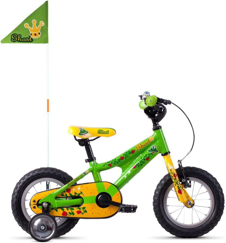 Ghost Powerkid AL 12 - Bicicletas para niños - Amarillo/Verde 2019 ...