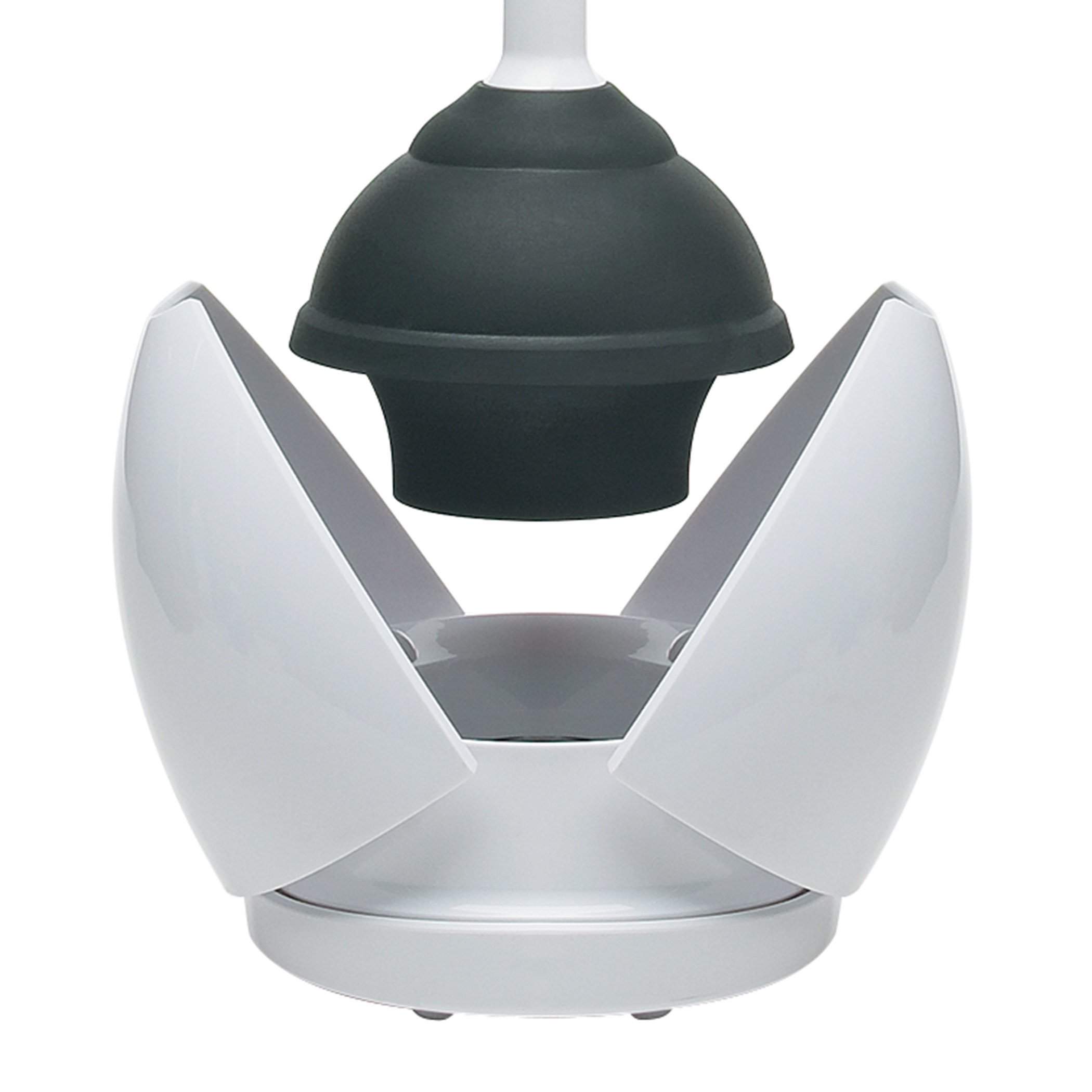 OXO Good Grips Hideaway Toilet Plunger and Canister by OXO (Image #3)