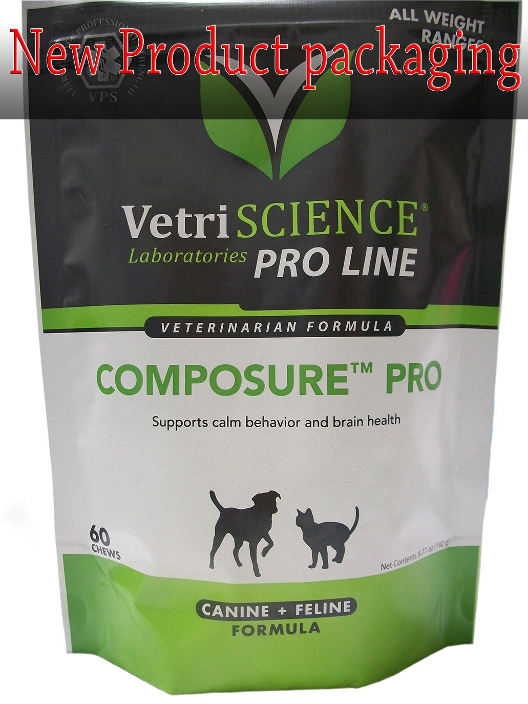 Amazon.com: Vetri Ciencia compostura Pro Bite Sized Chews ...