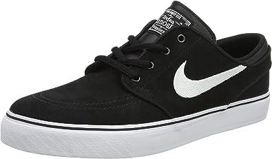 sb Check Canvas gs Nike Black//Black-Gum Light Brown Skateboarding Shoe