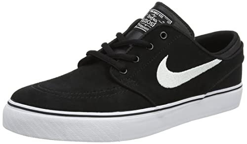 official photos 25d6b e5170 Nike Kids  Stefan Janoski (Gs) Skateboarding Shoes, (Black White-
