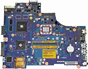 NWTXP Dell Inspiron M531R-5535 Laptop Motherboard w/ AMD A6-5345M 2.2Ghz CPU