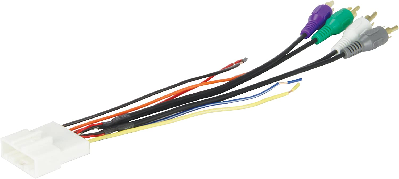 Scosche NN05B 2007-Up Nissan Amp Integration Harness