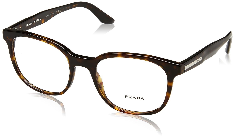 Prada Brille (PR 04UV 2AU1O1 52): Amazon.de: Drogerie & Körperpflege