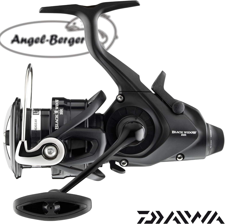 Angel-Berger Daiwa Emcast BR LT Freilaufrolle Karpfenrolle gratis Pro Line x-Treme Schnur