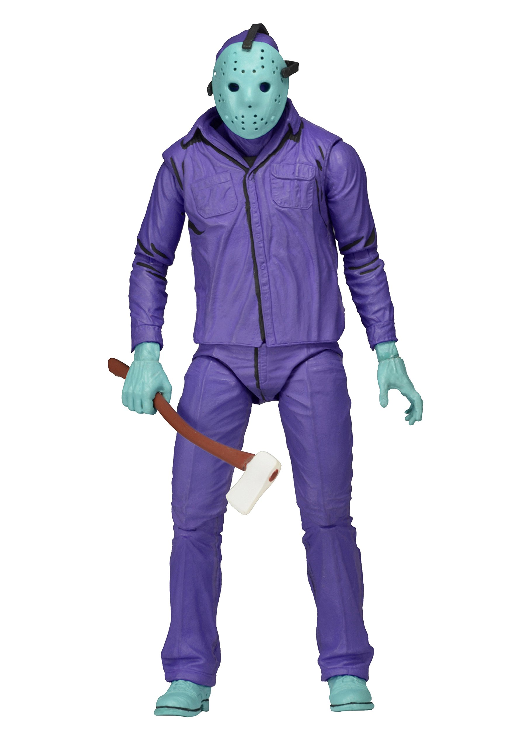NECA Friday the 13th: 7'' Scale Action Figure: Classic Video Game Appearance Jason