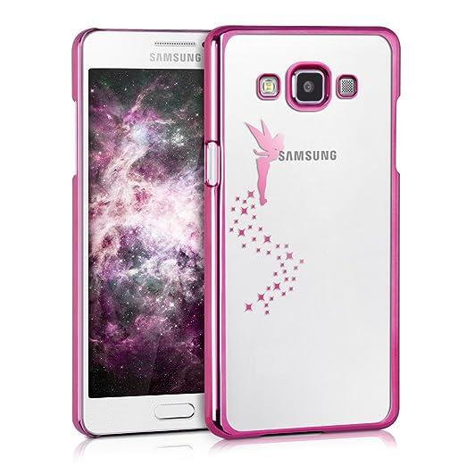 29 opinioni per kwmobile Elegante e leggera custodia Crystal Case Design fata per Samsung Galaxy