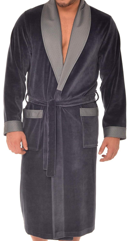 5ce13fe6a78 Robe de Chambre pour Hommes RE-102  Amazon.fr  Vêtements et accessoires