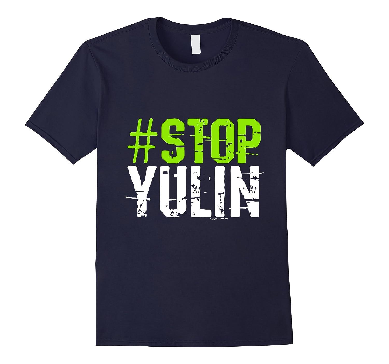 #Stop Yulin Dog Lover Gift T-Shirt
