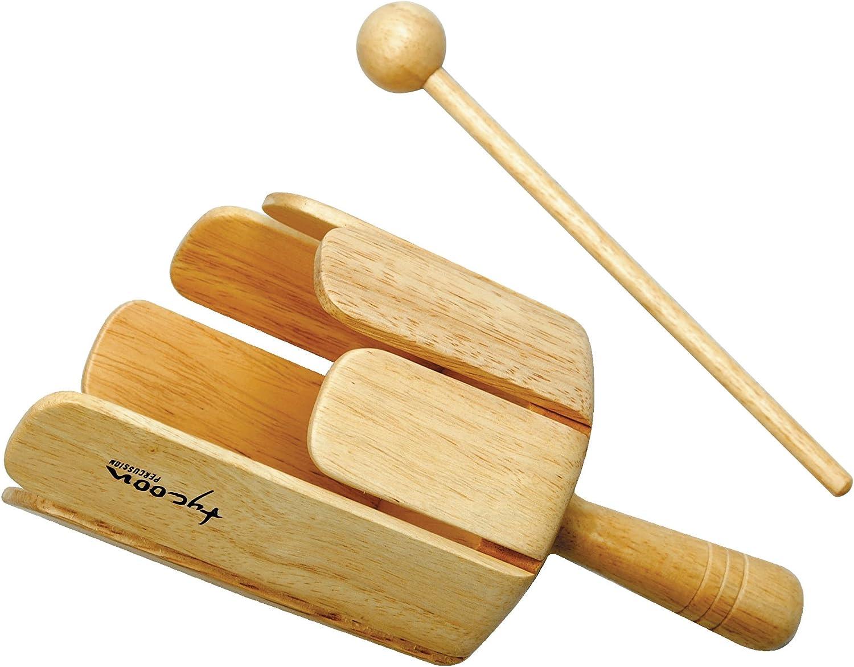 Tycoon Percussion Multi-Tone Wood Block