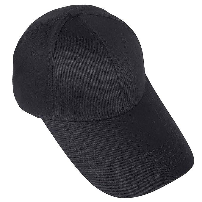 KYEYGWO Gorra de béisbol de algodón para Hombre y Mujer, Ajustable ...