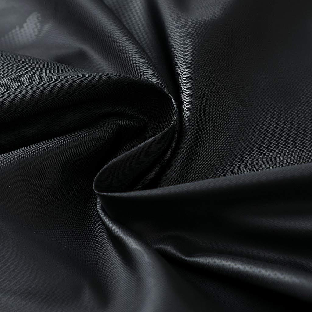TIMEMEANS Manteau pour Les Hommes en Automne Et d'hiver Manteau De Coton De Chapeau Plus Épais Noir01