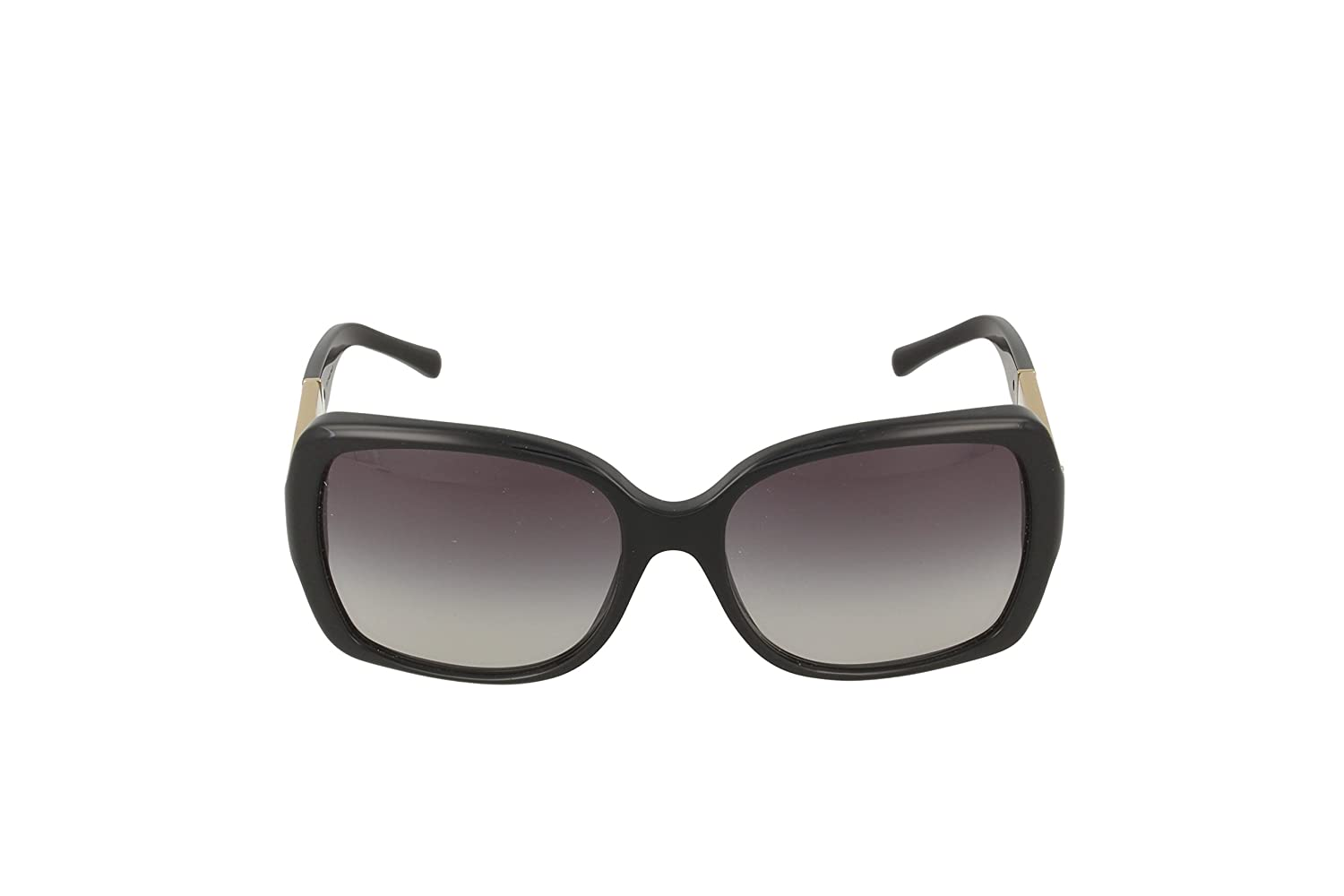 08e8844b54aa Amazon.com  Burberry BE4160 34338G Black BE4160 Square Sunglasses Lens  Category 3 Size 58mm  Burberry  Shoes