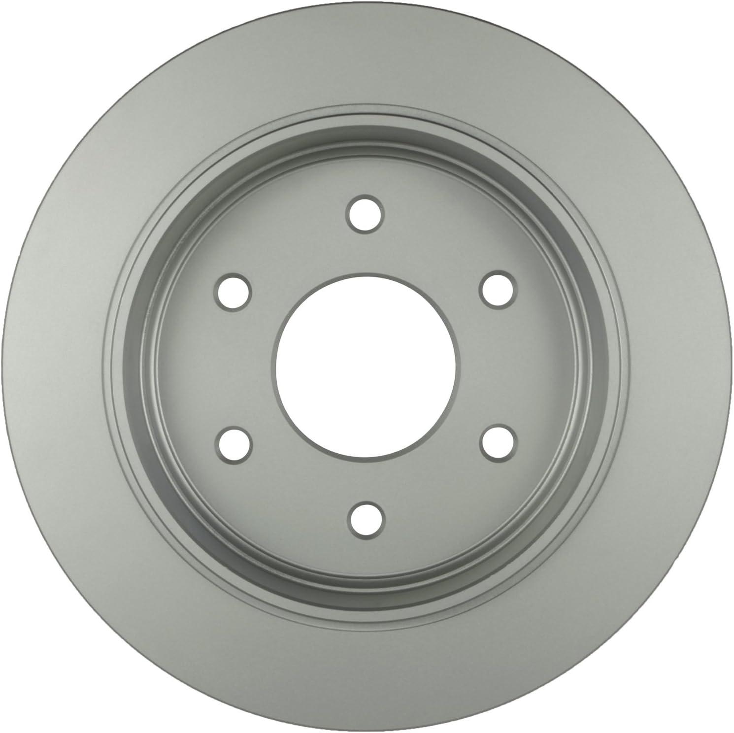 Max Brakes Rear Premium Brake Kit Fits: 2010 10 2011 11 2012 12 Nissan Armada KT085142 OE Series Rotors + Ceramic Pads