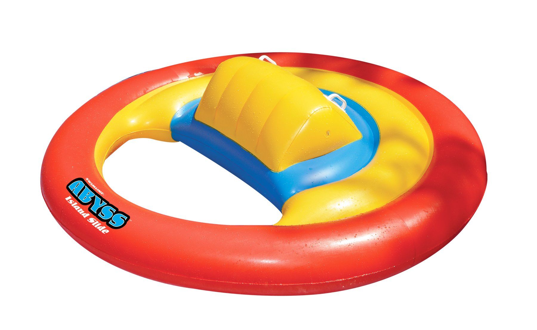 Swimline Abyss Island Pool Slide by Swimline