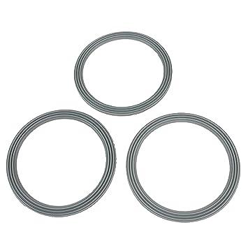 First4Spares - Sellos de base de goma para liquidador Kenwood, mezclador, mezclador y exprimidor: Amazon.es: Hogar