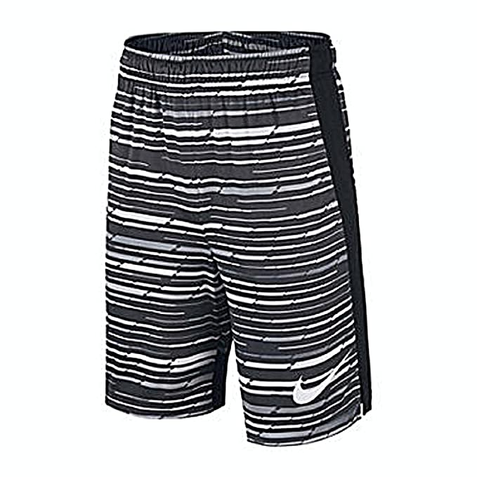 Nike Dry Legacy Big Kids' Training Shorts Dark Grey/Black/White
