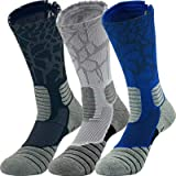 BEENUT Ankle Athletic Running Socks + Cushioned Breathable Low Cut Sports non-slip Socks for Men and Women (6 Pairs)