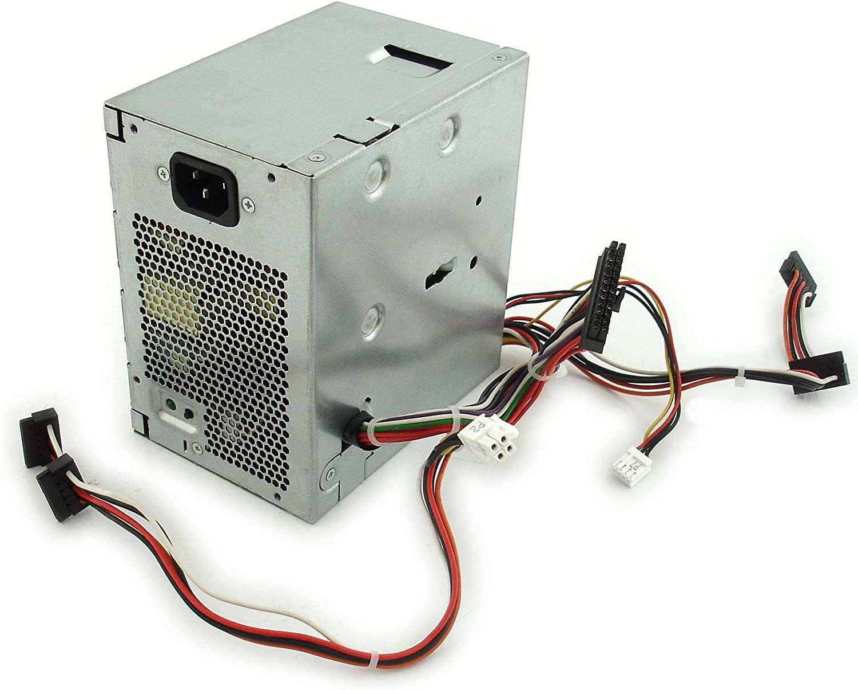 Genuine Dell K340R, 9RD1W 255W Power Supply PSU For Optiplex 980 Small Mini Tower SMT Systems Compatible Part Numbers: K340R, 9RD1W, Compatible Model Numbers: L255EM-01, F255E-00