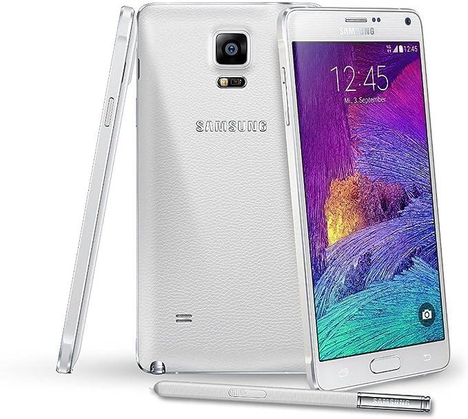 Samsung Galaxy Note 4 N910V, 32 GB Negro Desbloqueado: Amazon.es: Electrónica