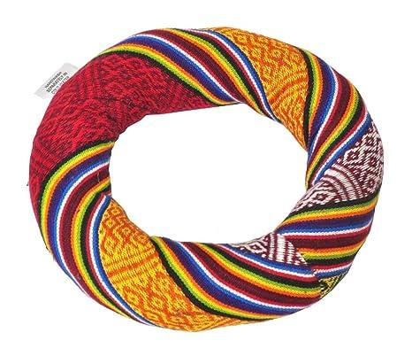 Mandala Crafts Tibetan Singing Bowl Ring, 7 Inches, Singing Bowl Cushion, Singing Bowl Pillow (Stripes)