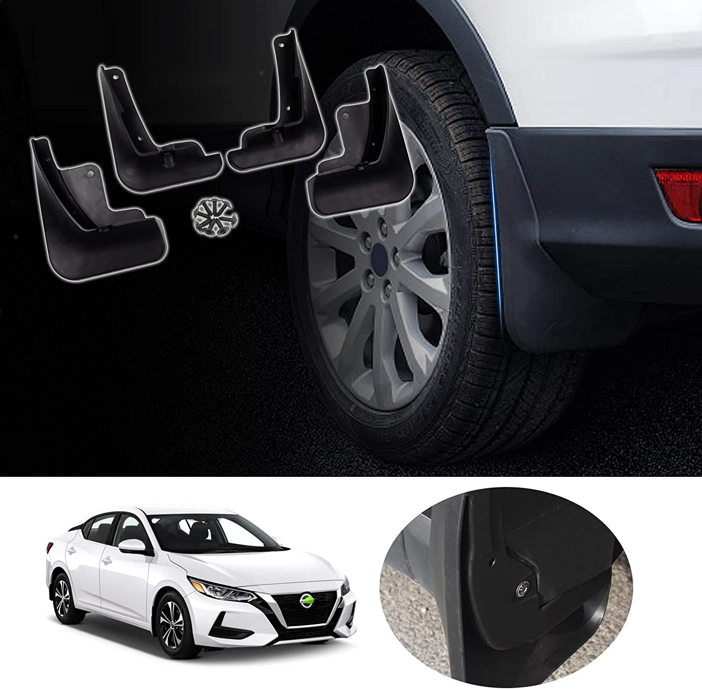 Autorder Mud Flaps Splash Guards for Nissan Sentra 2020-2021 Front ...