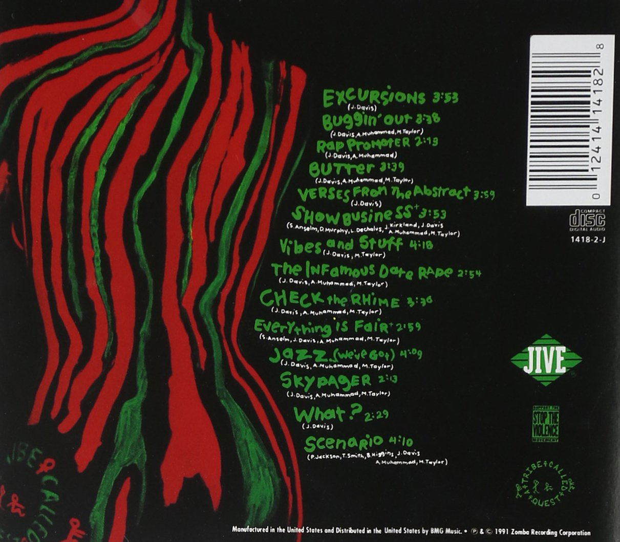 Image result for low end theory album cover
