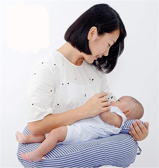 BABIFIS Almohada de Lactancia Multifuncional, Maternidad y cojín ...