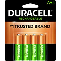 4-Count Duracell AA NiMH Batteries with Ion Speed 1000 NiMH Charger