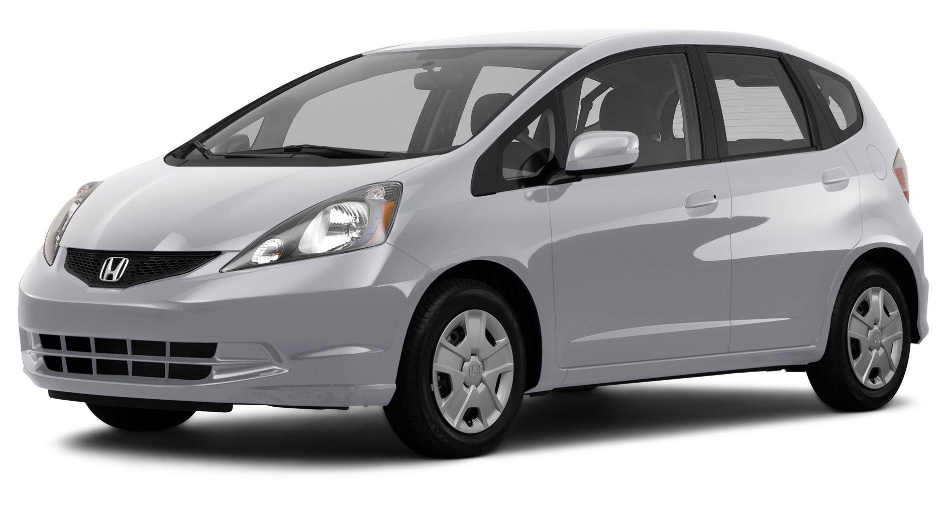 2012 honda fit 5 door hatchback automatic transmission