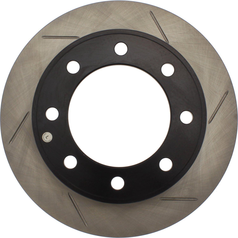 Power Slot 126.65086CSL Slotted Brake Rotor StopTech 12665086CSL